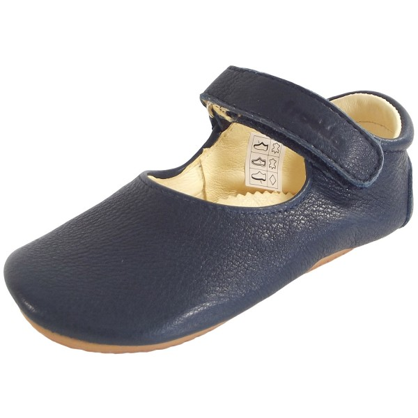 Froddo Prewalkers G114 Ballerina Baby Erste Schuhe dunkelblau (dark blue)