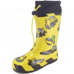Conway Baumeister Jungen Gummistiefel gelb (yellow)