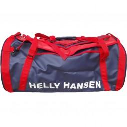 Helly Hansen Duffle Bag 2 90L Unisex Sporttasche dunkelblau/rot (navy/red)