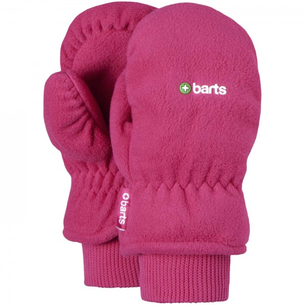 Barts Fleece Mitts Kids Kinder Fäustlinge fuchsia