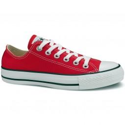 Converse All Star Ox Damen Sneaker rot (red)