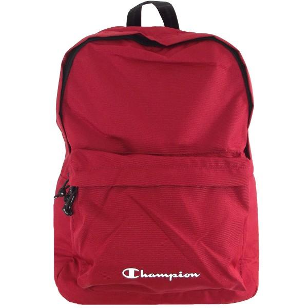 Champion Backpack 804797 Unisex Rucksack Rot (CMR/NBK)