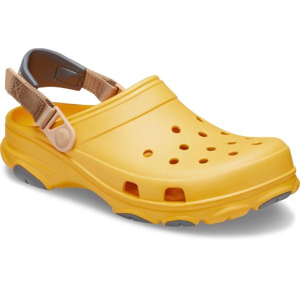 Crocs Classic All-Terrain Herren Clogs gelb (canary)