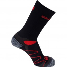 Salomon Kondor Unisex Outdoor Socken black/dynamic
