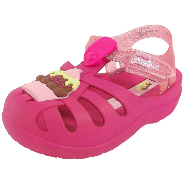 Ipanema Summer Baby Mädchen Badesandale pink/pink