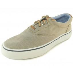 Sperry Chambray Striper Cvo Herren Sneaker beige (chino)
