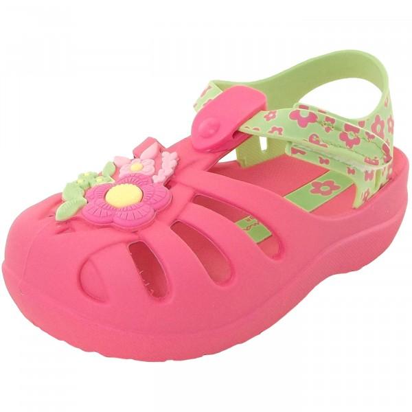 Ipanema Summer Baby Toddler Flip Flops Pinkgreen Sandals Kids