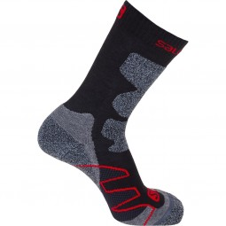 Salomon Exit Unisex Outdoor Socken asphalt/dynamic