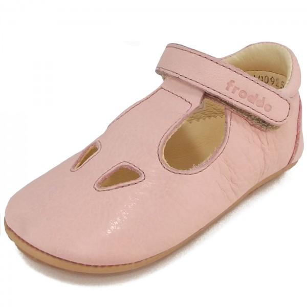 Froddo Prewalkers G1130006 Baby Halbsandale rosa (pink)