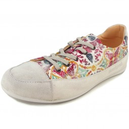 Desigual Happy Damen Sneaker fuchsia rose