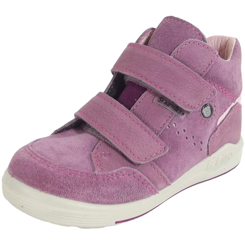 Kauf echt Talsohle Preis Designermode Ricosta Pepino SympaTex Bene Girl First Walker Shoes purple