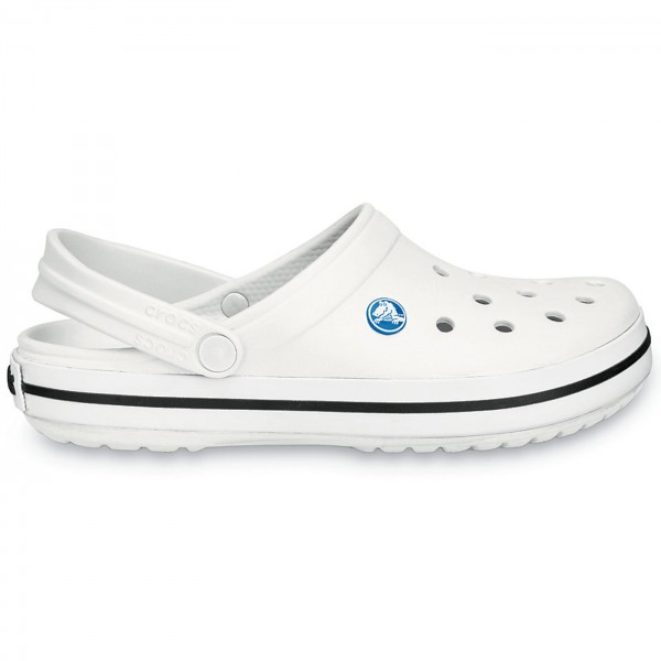 Crocs Crocband Unisex Clogs white