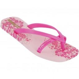 Ipanema Fashion Kirey II Kids Mädchen Zehenstegsandale rosa/pink (pink/pink)