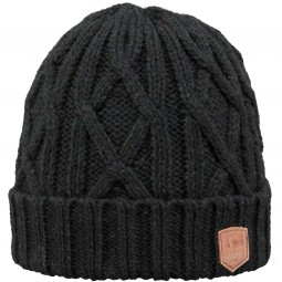 Barts Robian Beanie Men Winter Hat black