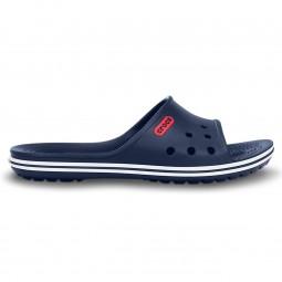 Crocs Crocband LoPro Slide Herren Pantolette navy