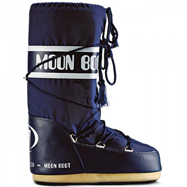 Moon Boot by Tecnica Nylon dark blue