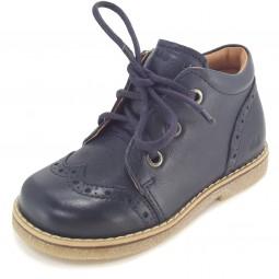 Froddo G2130071 Kinder Schnürschuhe dunkelblau (blue)