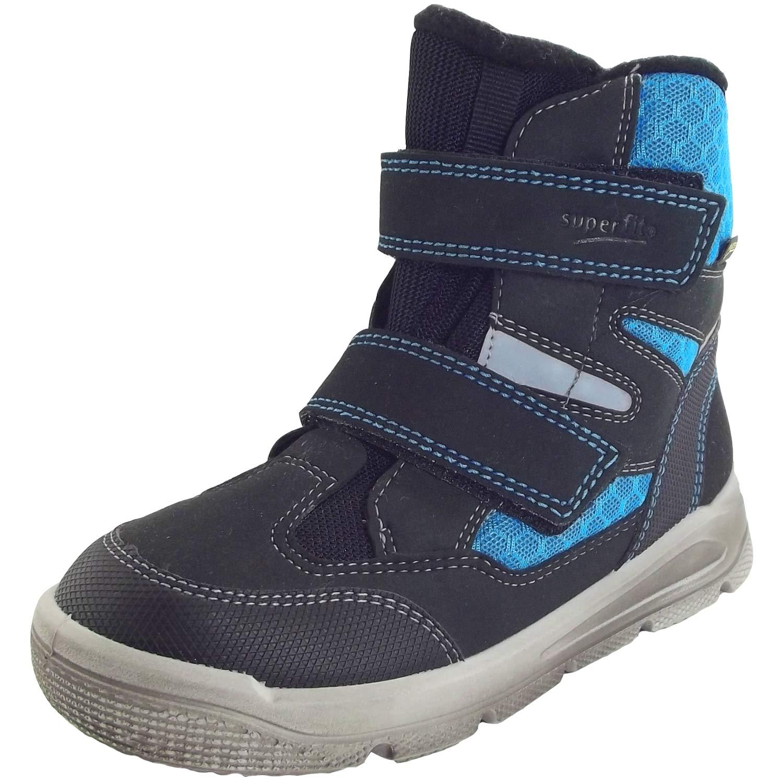 pretty nice 1c2a2 7bdba Superfit Gore-Tex Mars Child Winter Boots black/blue (schwarz/blau)