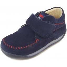 Falcotto by Naturino 1361 Kinder Schnürschuhe dunkelblau/rot (navy/rosso)