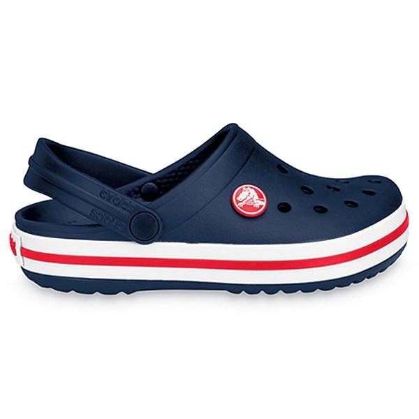 Crocs Crocband Kids Kinder Clogs navy