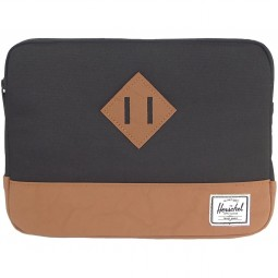 Herschel Heritage Sleeve for iPad Air Tablet-PC Tasche schwarz (black)