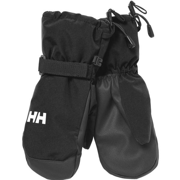 c24a003e981e09 Helly Hansen K Rider Mittens Child Ski Mittens black | Gloves for ...