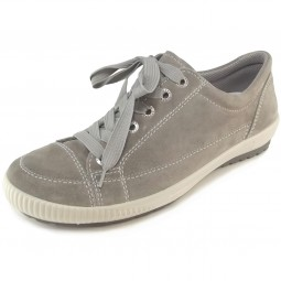 Legero Tanaro Damen Sneaker grau (metall)