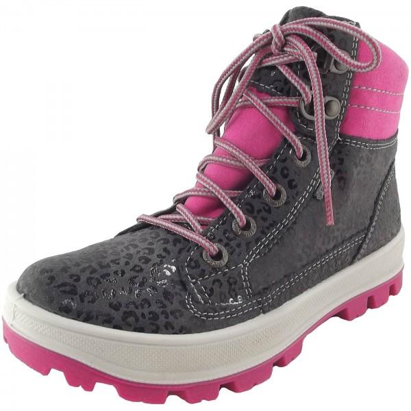 ba4f768548f Superfit Gore-Tex Tedd Girl Lace-Up Boots grey/pink (stone/kombi ...