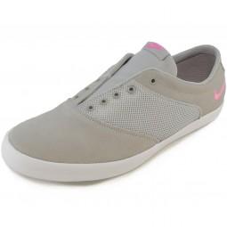 Nike Mini Sneaker Damen Sneaker wolfgrau (wlfgry/pnkglw)