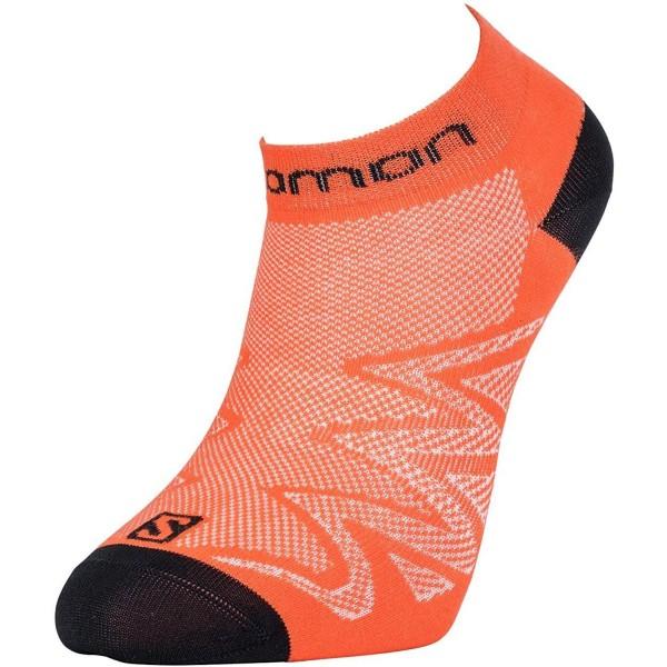 Salomon Elevate Unisex Sportsocken orange/black