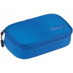 Nitro Pencil Case XL Federpennal blau (blur brilliant blue)