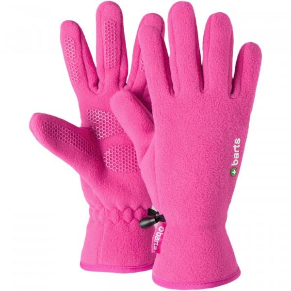 Barts Fleece Gloves Kids Kinder Handschuhe fuchsia