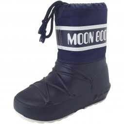 Moon Boot Pod Kinder Winterstiefel blue