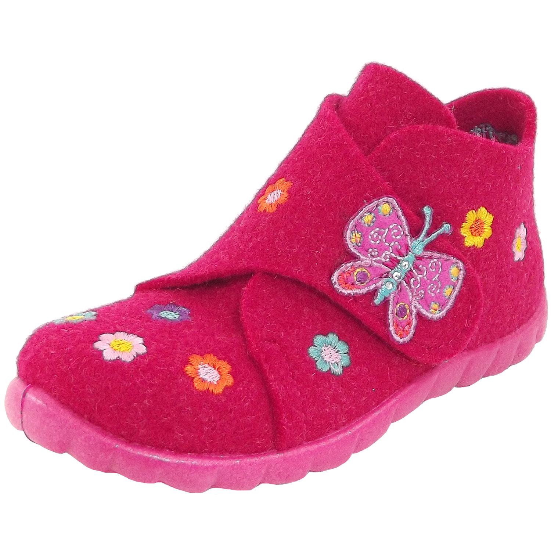 promo code 79c8e 487fe Superfit Happy Girl Slippers pink kombi