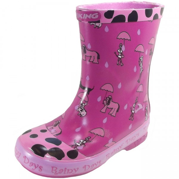 Viking Rainy Days pink