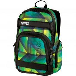 Nitro Drifter Unisex Rucksack geo green