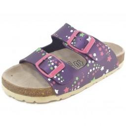 Conway Stars Mädchen Pantolette purple