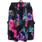 Herschel Dawson Backpack Damen Rucksack schwarz/floral (black/pineapple) 4