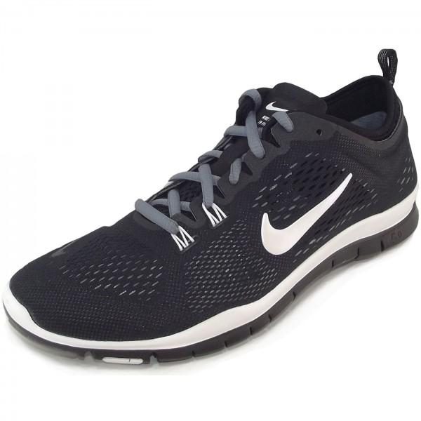 ... Nike Free 5.0 TR Fit 4 Breath Womens Training Shoe black/white ...