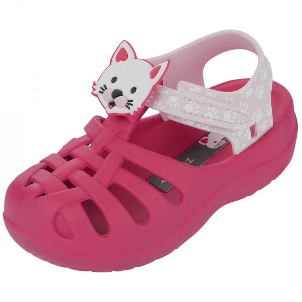 ipanema summer baby toddler flip flops pink sandals kids flux online. Black Bedroom Furniture Sets. Home Design Ideas