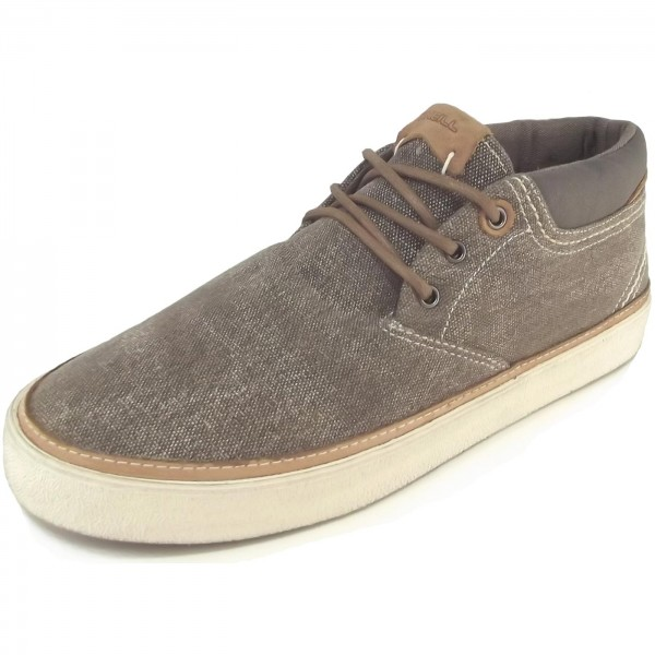 O'Neill Amped Canvas Herren Sneaker braun (charcoal)