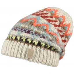 Barts Perla Beanie Women Winter Hat cream