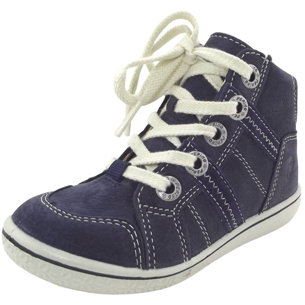 e916bc89cf7f Ricosta Pepino Danny Toddler First Walker Shoes blue (see)