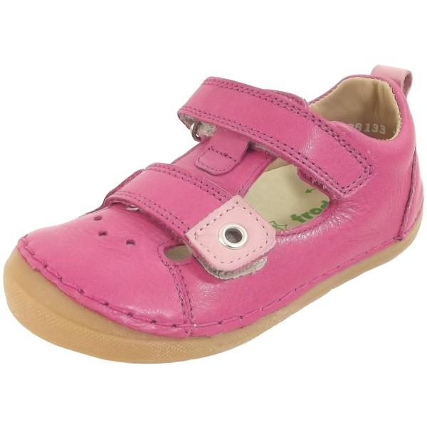 Froddo G2150090 Mädchen Halb-Sandale fuchsia