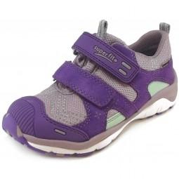 Superfit Gore-Tex Sport5 Mini Sneaker violett/mehrfarbig
