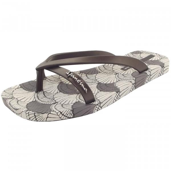 f71cec4680dd7 Ipanema Fashion Kirey V Fem Damen Zehenstegsandale grau schwarz (grey black)