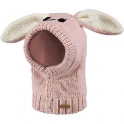 Barts Cria Hood Mädchen Winterkapuze rosa (peony)