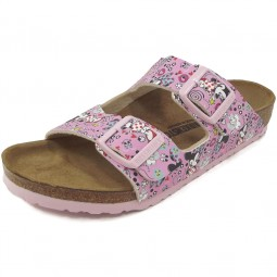 Birkenstock Lovely Minnie Mädchen Sandale rosa (rose)