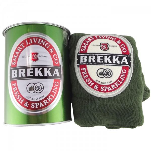 Brekka Beer Beanie Herren M