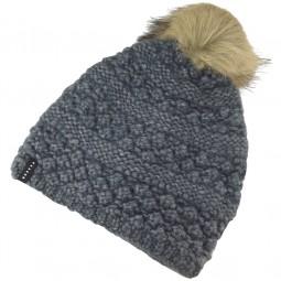 Brekka Flavour Eco Pon Damen Wintermütze grau (grey)
